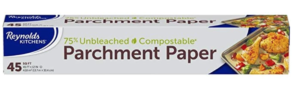 parchment paper for low carb cooking