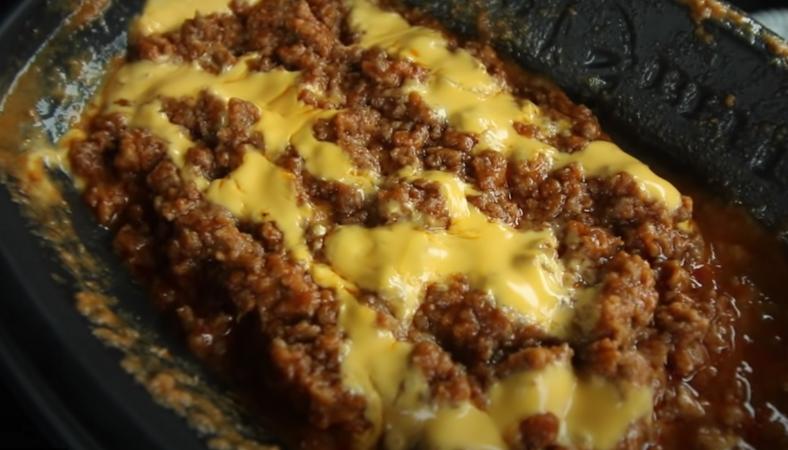 beefy frito burrito keto hack