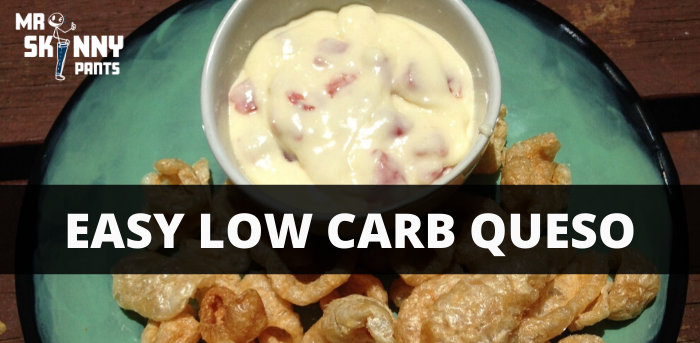 Easy Low Carb Queso