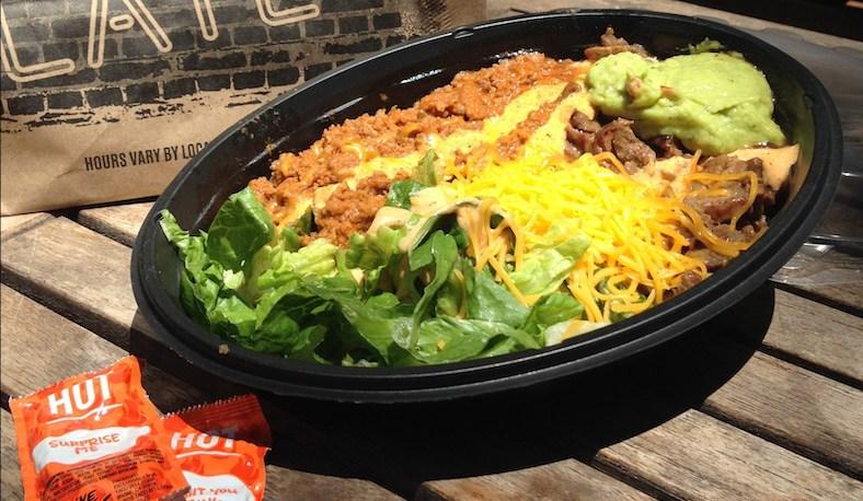 taco bell keto power bowl steak