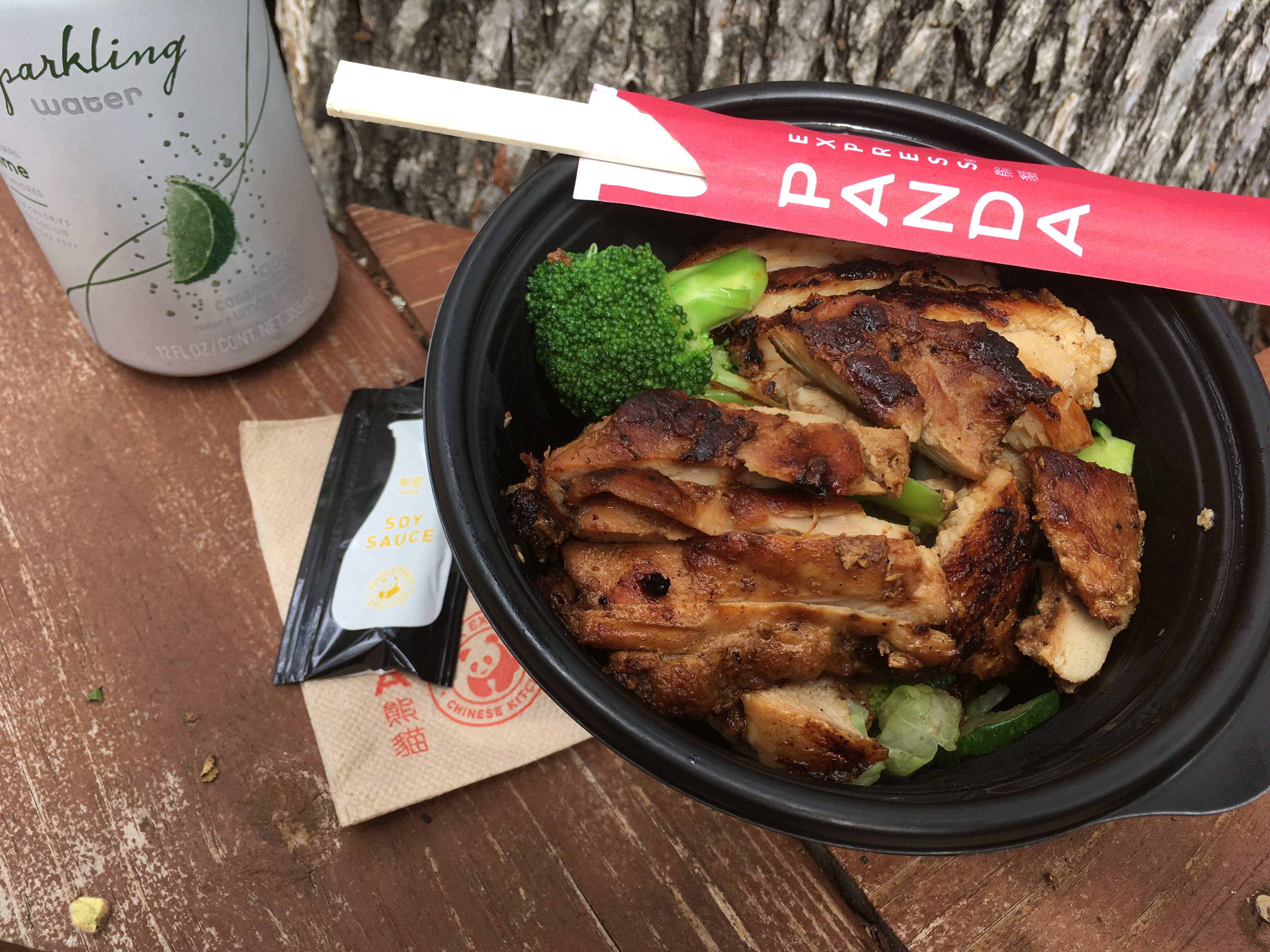 panda-express-grilled-chicken-teriyaki-and-mixed-veggies