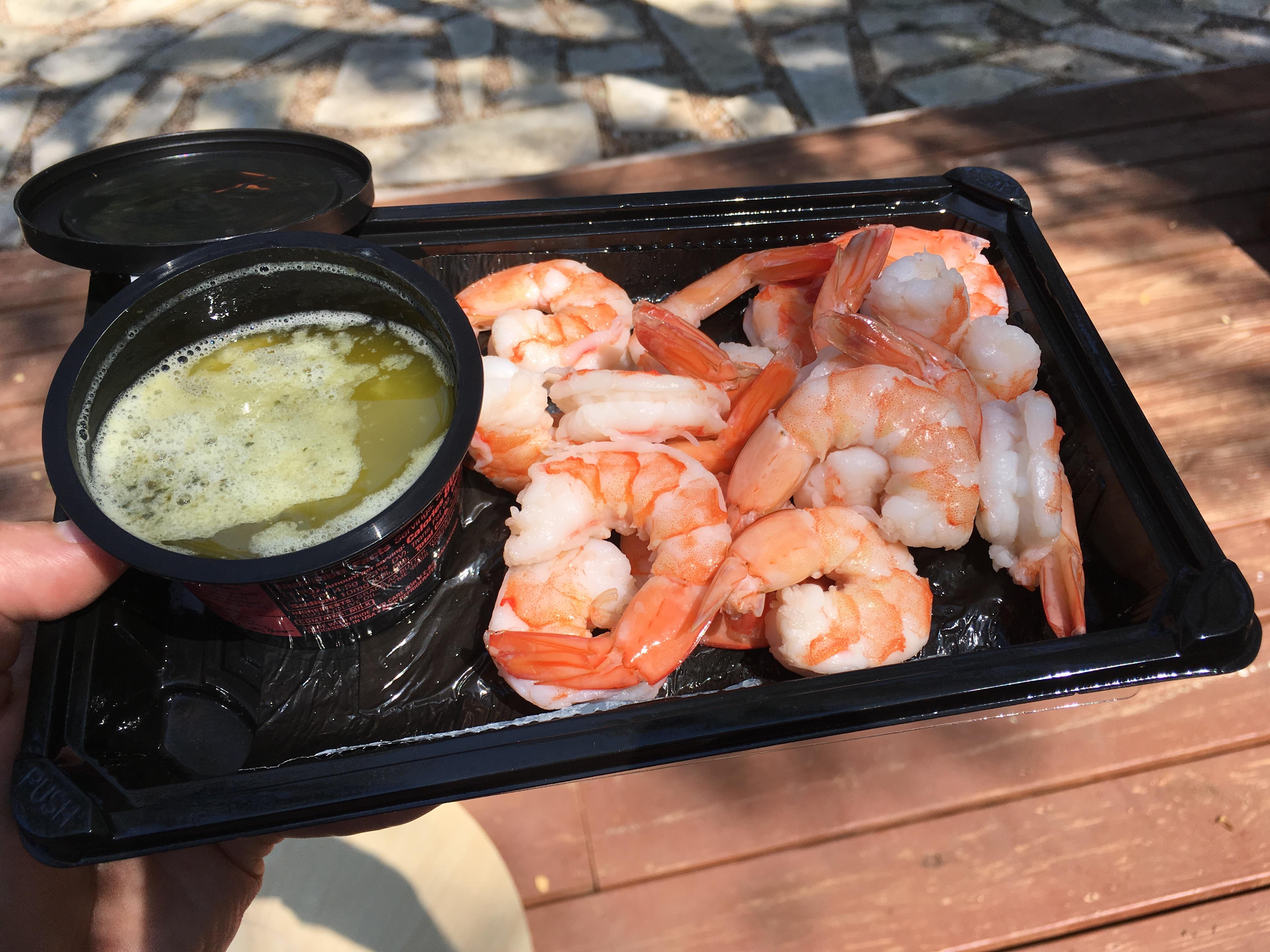 Keto Cocktail Shrimp