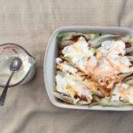 Low Carb Zucchini Lasagna - Ricotta Layer 2