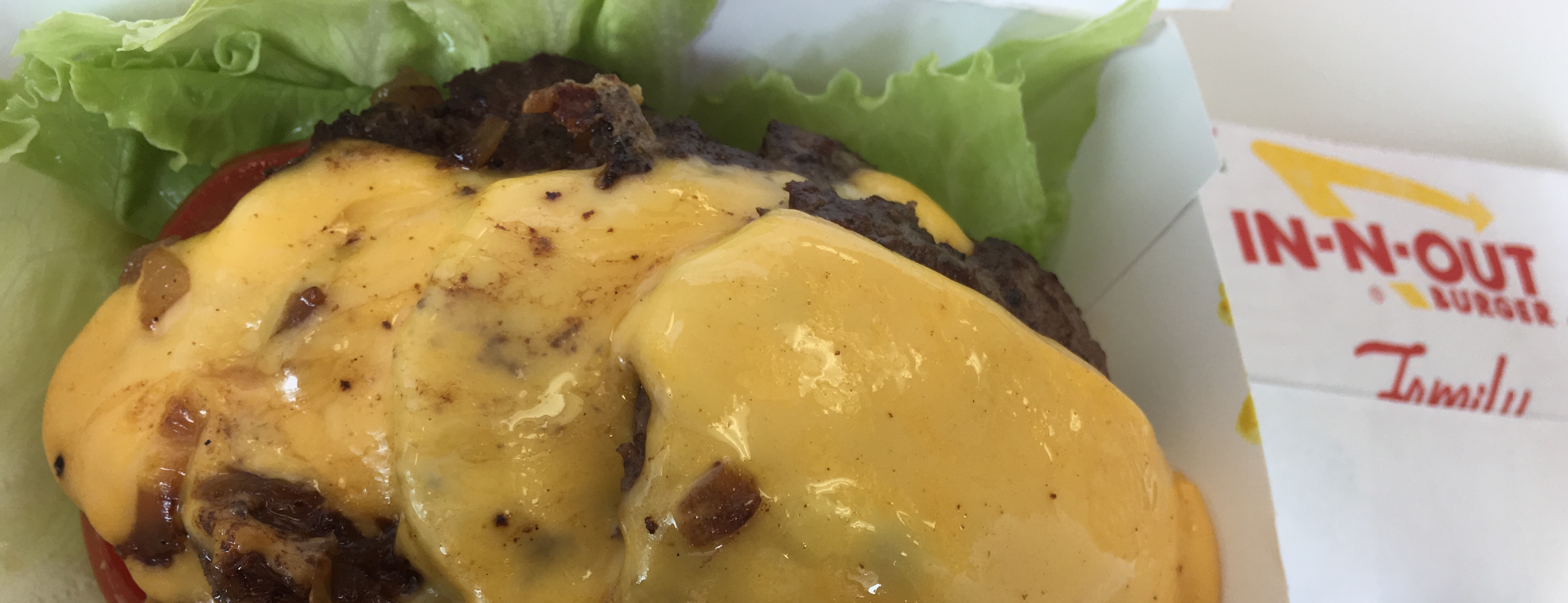 Low Carb In-N-Out Burger Protein Style (Featured Image)