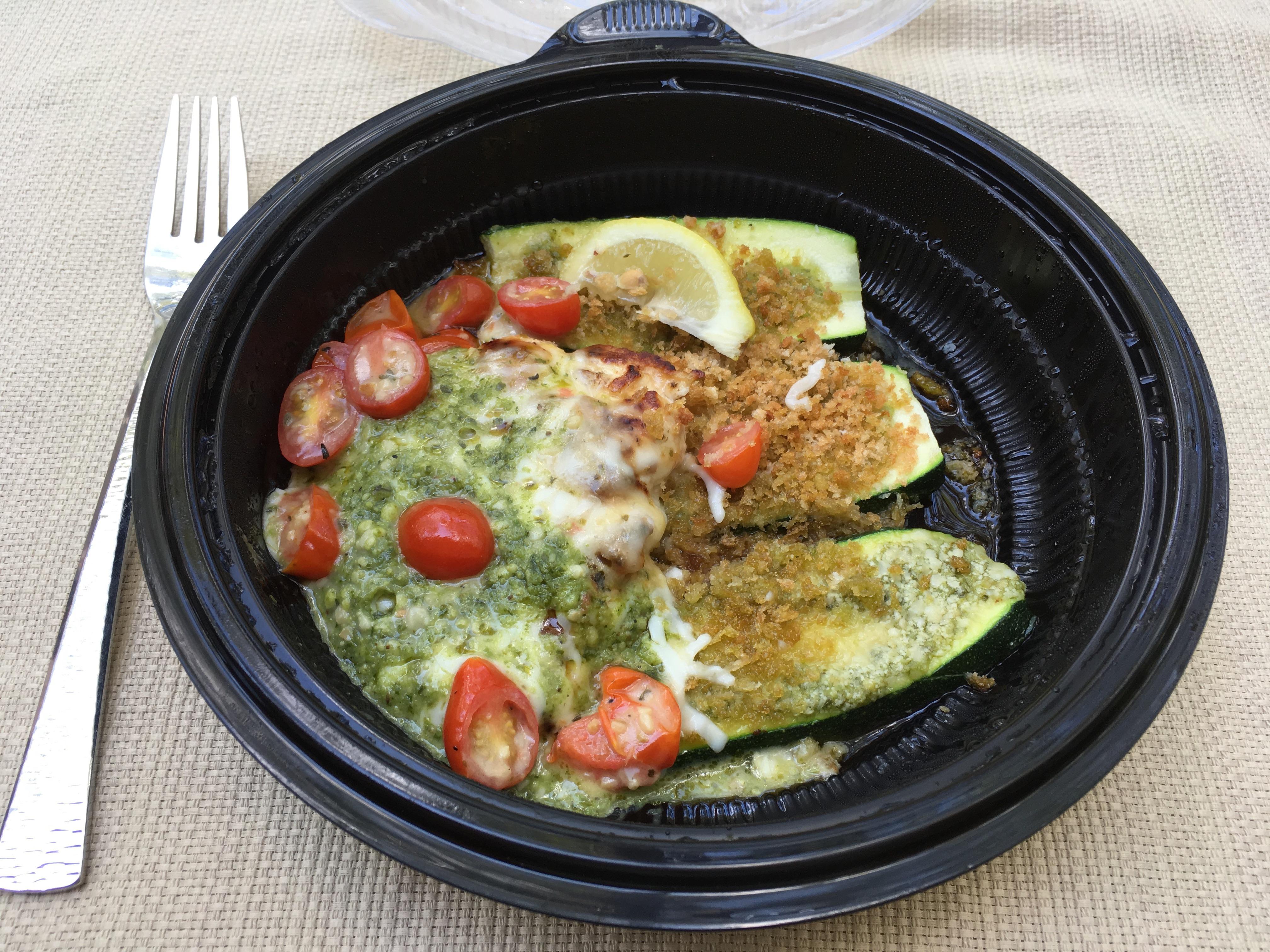 Low Carb Olive Garden Chicken Margherita