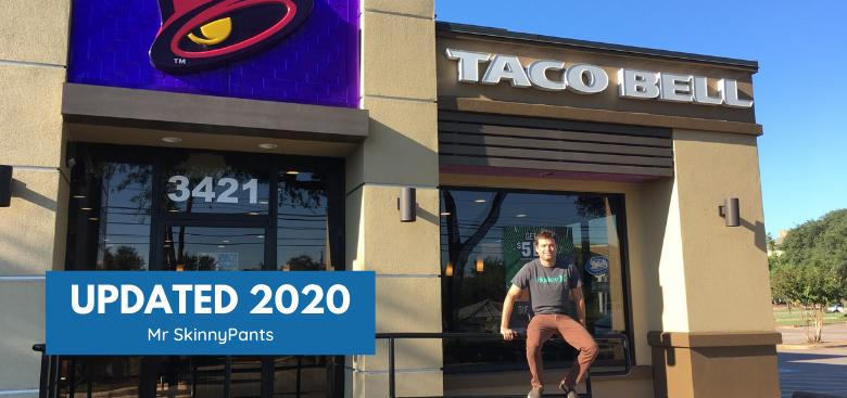 Taco Bell Mr Skinny Pants Update